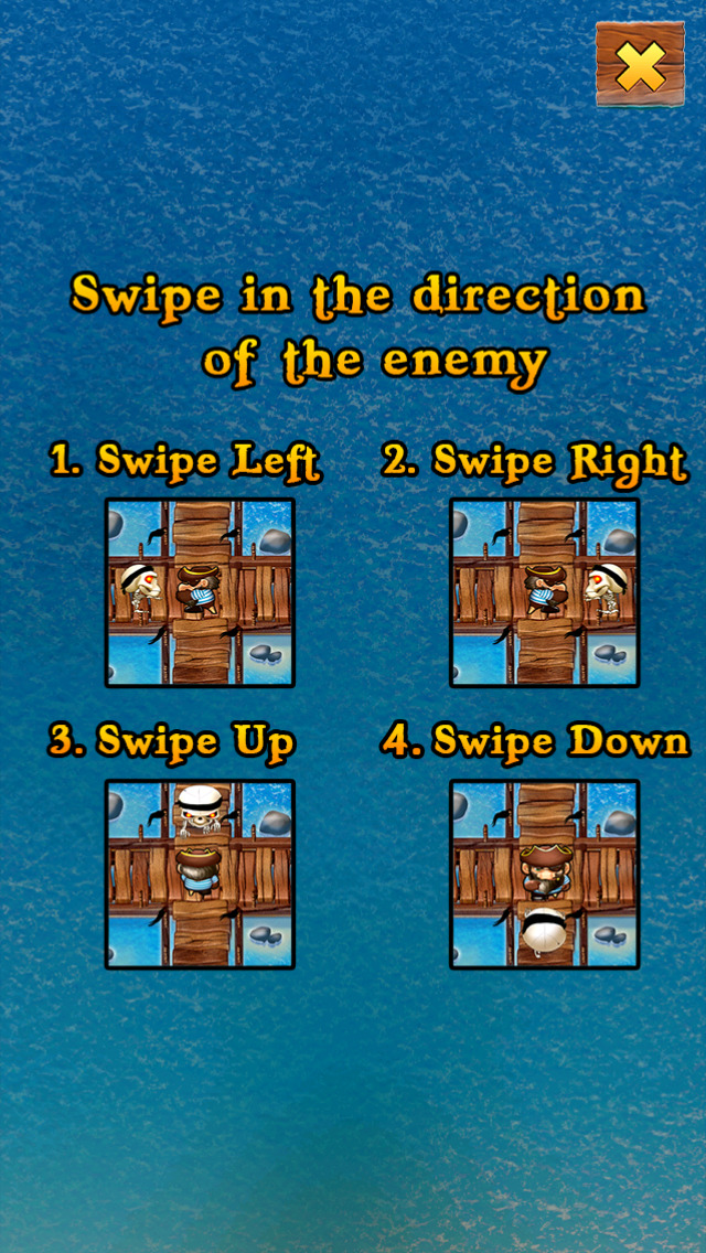 A Pirates Battle of Treasure screenshot 2