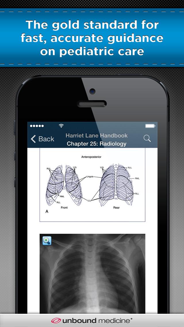 Harriet Lane Handbook - 20th Edition screenshot 1