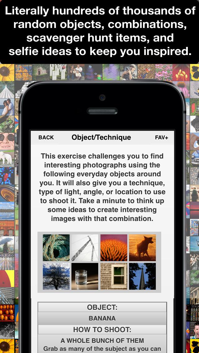 Learn Photo365 Photography Assignment Generator screenshot 1
