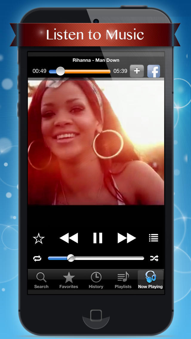 iTube Pro - Free Music screenshot #2