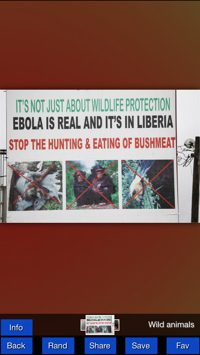 Ebola Virus Pro screenshot 2