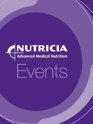 Nutricia Event App screenshot 3