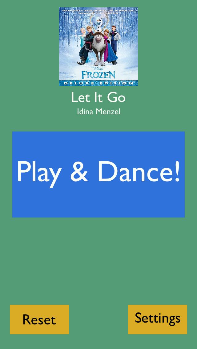 Stop Dancing - The Musical Chairs App screenshot 1