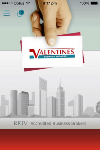 Valentines App. - náhled