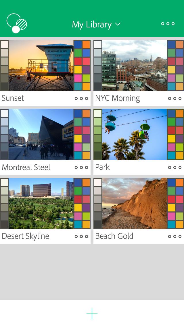 Adobe Hue CC screenshot 3