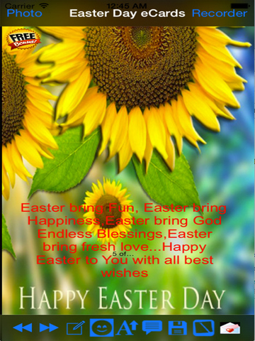 Happy Good Friday and Easter Day e-Cards screenshot 7