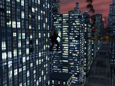 Jupiter Ascending: Skyline Escape screenshot 6