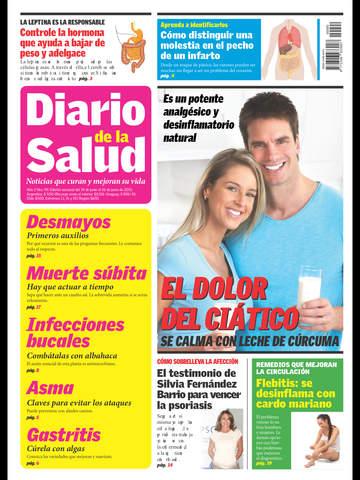 Diario de la Salud screenshot 6
