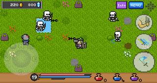 Little Avenger screenshot 2