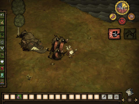 Don't Starve: Pocket Edition screenshot 5