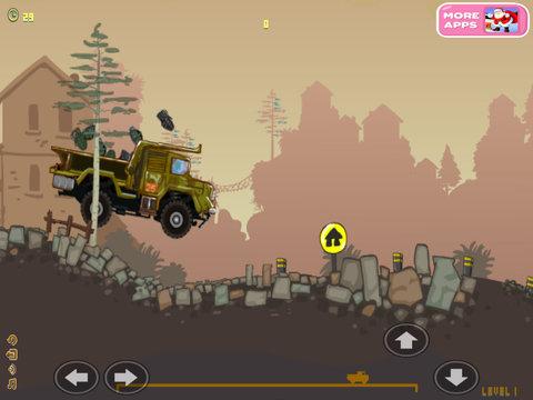 Army Truck screenshot 7