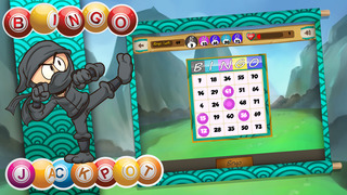 Ninja Bingo screenshot 2
