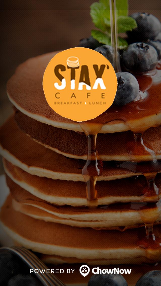 Stax Cafe screenshot 1