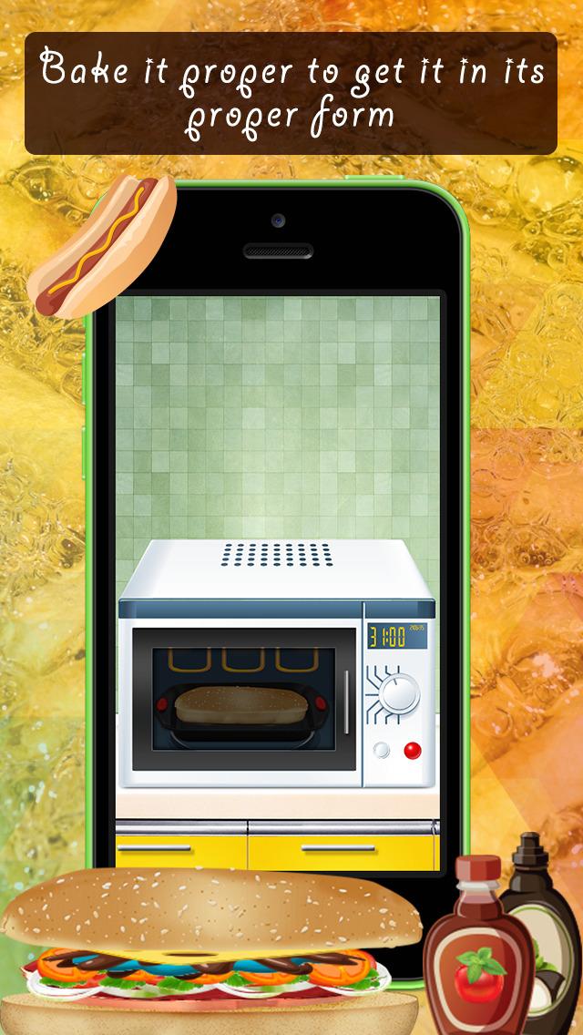 Food Court Game Lite screenshot 2