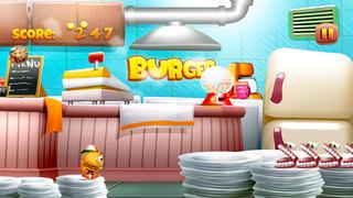 Burger Diner Run screenshot 1
