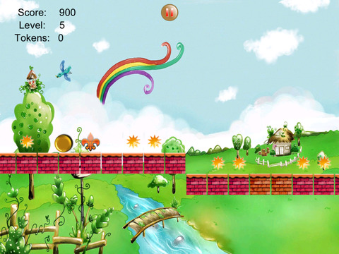 Free Platform Game Addictive Rolling Balls screenshot 8