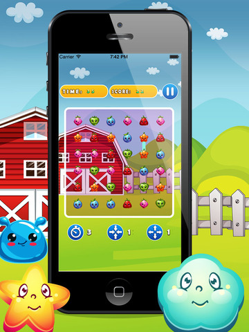 Jelly Gem Mania - Fun Puzzle Game screenshot 7