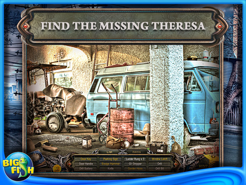 Infected: The Twin Vaccine HD - A Scary Hidden Object Mystery screenshot 2
