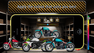 Motorcycle Factory screenshot 1
