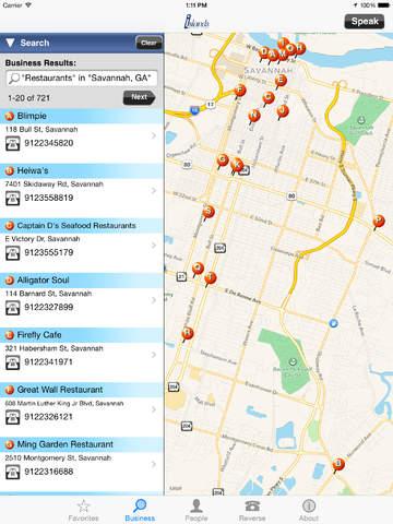 Islands Directory screenshot 3