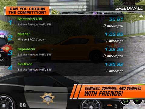 Need for Speed™ Hot Pursuit HD screenshot #5