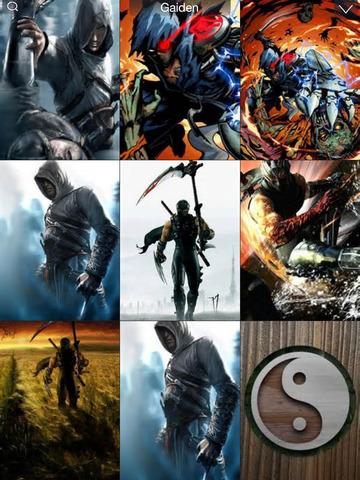 Wallpapers for Ninja, Warrior & Action fight Stunt screenshot 6