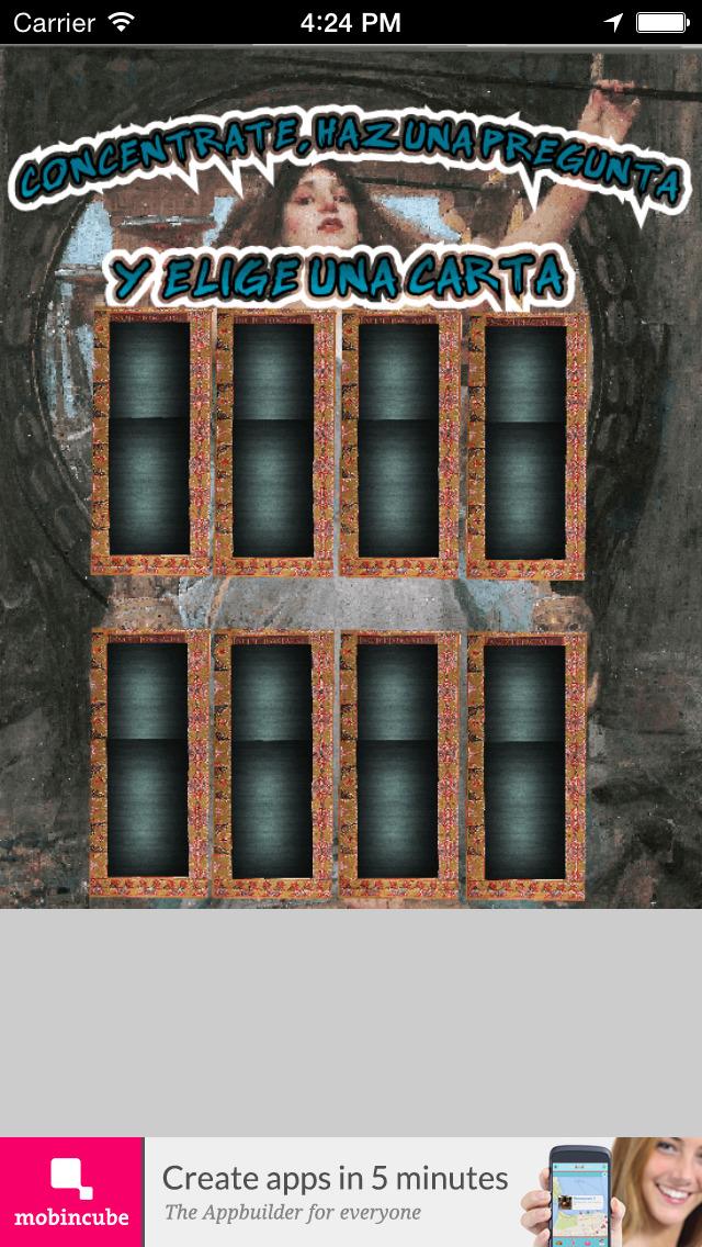 Tarot Mágico adivina futuro screenshot 4
