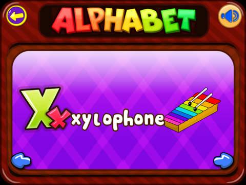 WORDZ CLUB Alphabets screenshot 5
