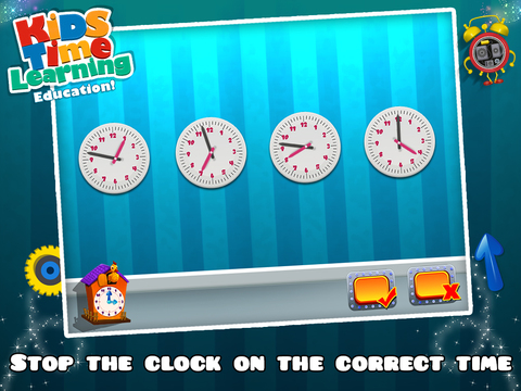 Kids Time Learning screenshot 8