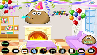 Dress Up Birthday Room screenshot 3