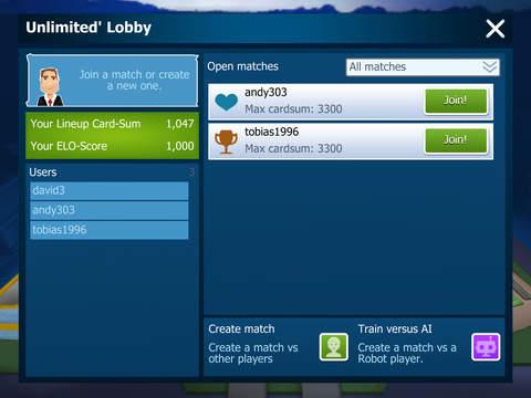 AdrenalynXL™ UEFA CHAMPIONS LEAGUE® 2014-2015 screenshot #3