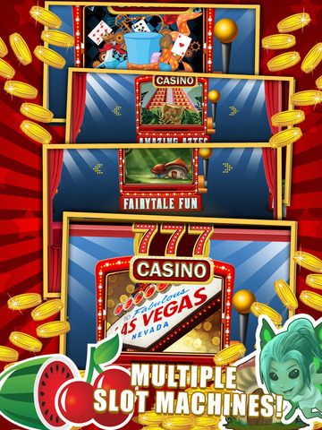 777 Casino for iPad screenshot 4
