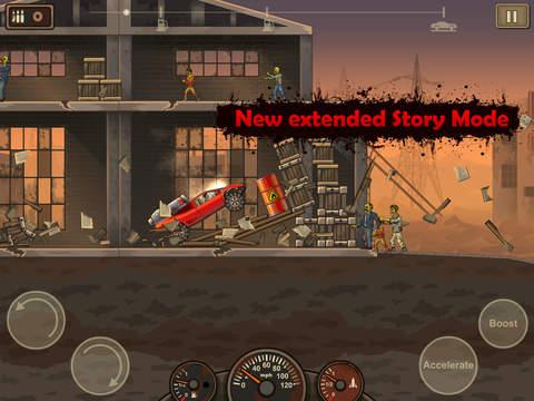 Earn to Die 2 screenshot #2