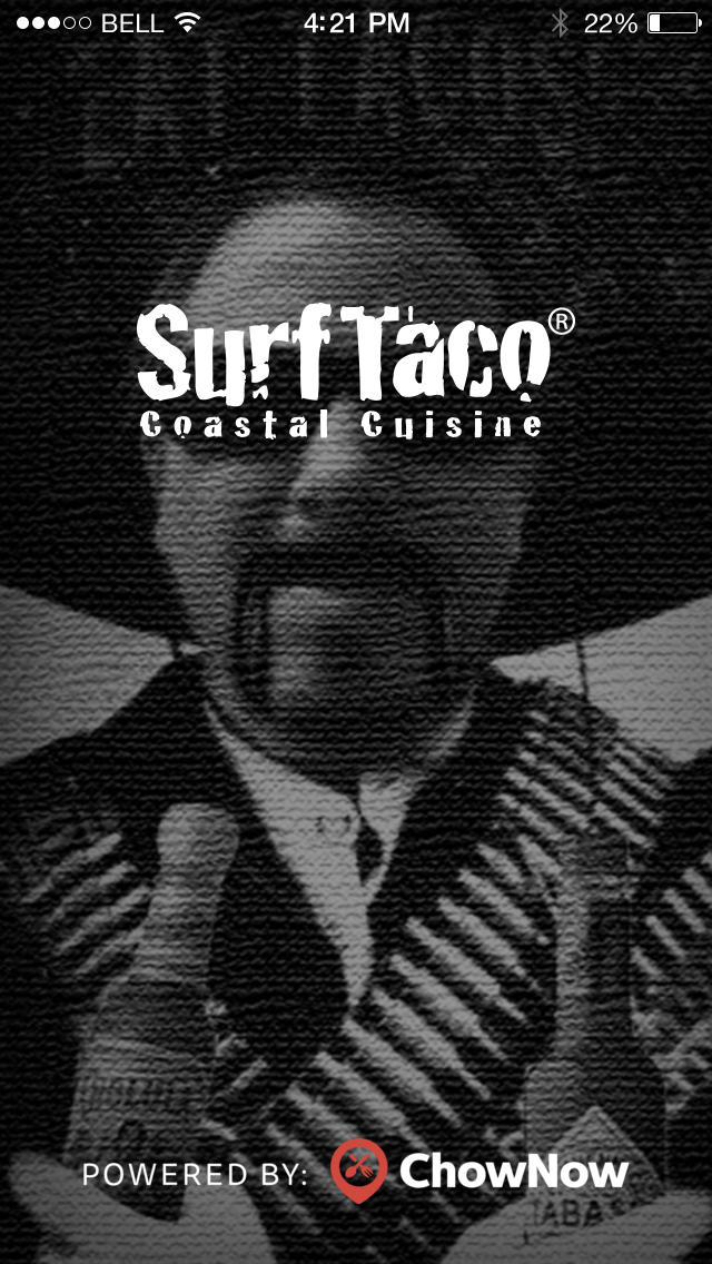 Surf Taco Coastal Cuisine screenshot 1