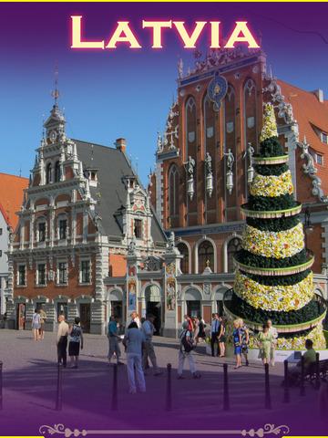 Latvia Tourism Guide screenshot 6