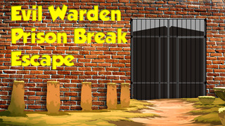 An Evil Warden Prison Break Escape screenshot 1