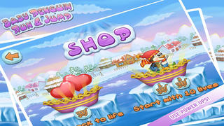 Baby Penguin Run Pro - An Endless Action Kids Game screenshot 3