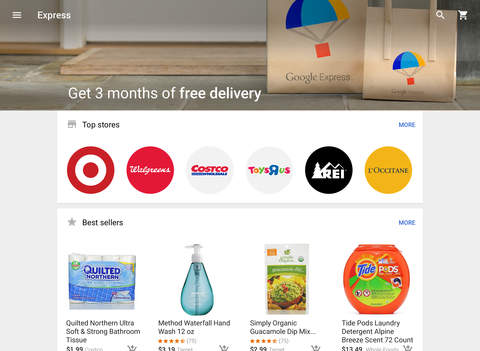 Google Shopping screenshot 7