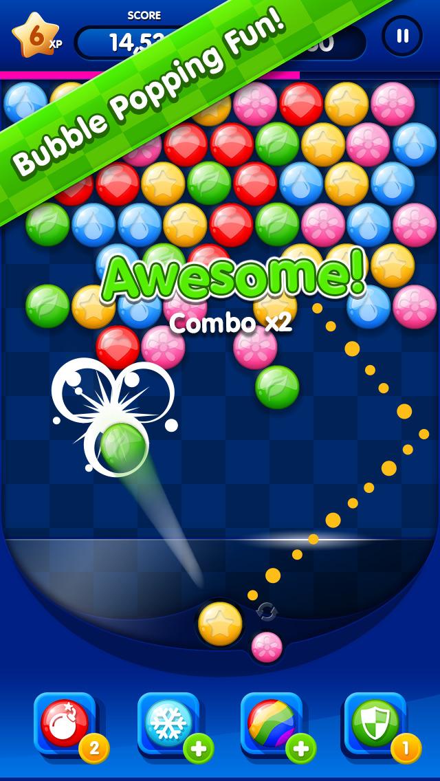 Bubble Shot™ screenshot #1