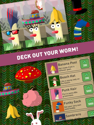 Earthworm Alchemy : Secret of the Magic Cauldron screenshot 9
