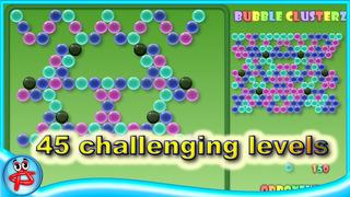 Bubble Clusterz Puzzle screenshot 2
