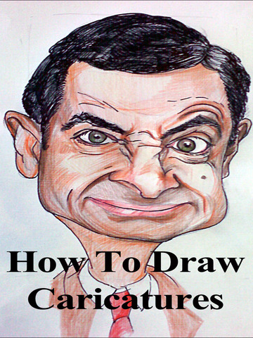 How To Draw Caricatures! screenshot 6