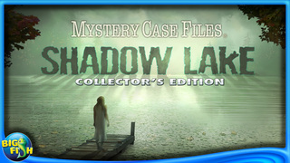 Mystery Case Files: Shadow Lake - A Hidden Object Detective Game (Full) screenshot 5