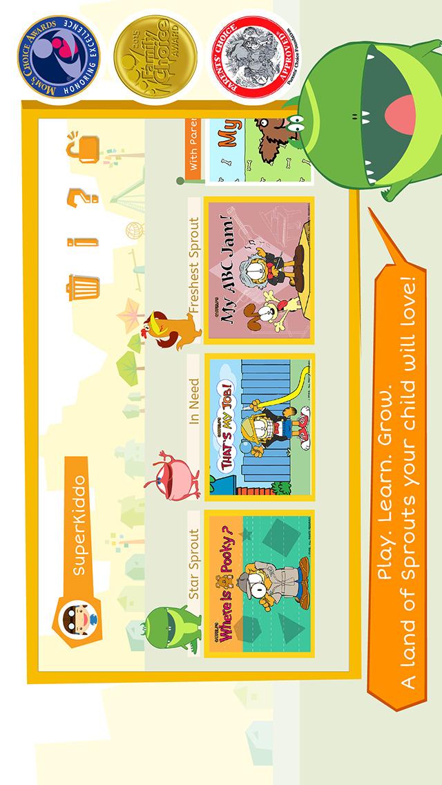 Joy Sprouts - Kids Preschool Education screenshot 1