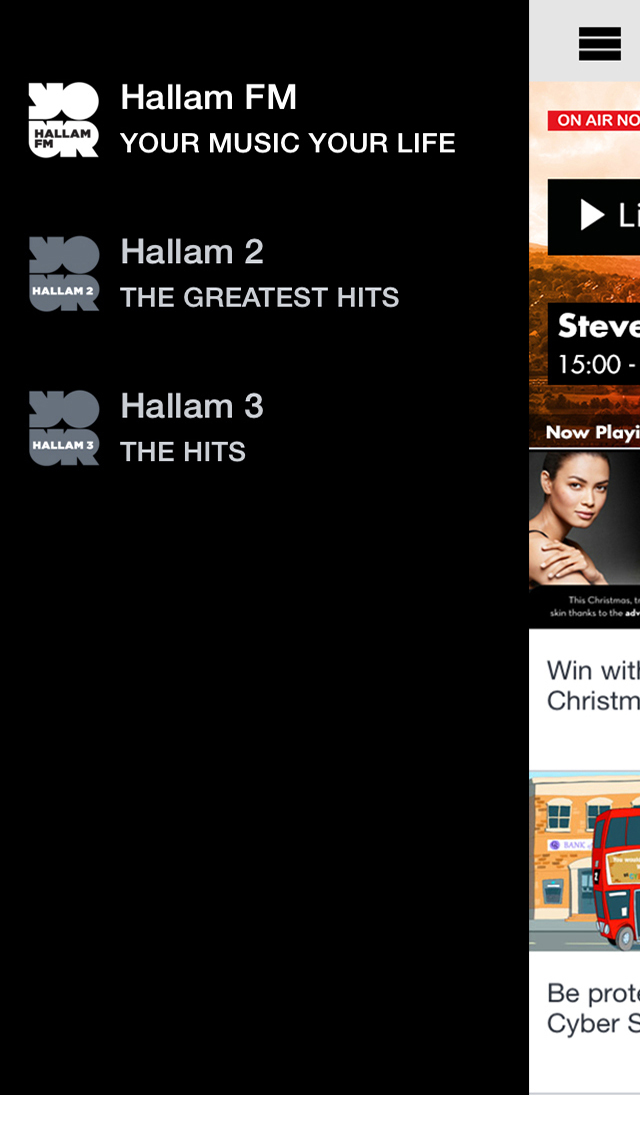Radio Hallam screenshot 5