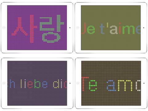 iLED - Ultimate LED Banner App screenshot 10