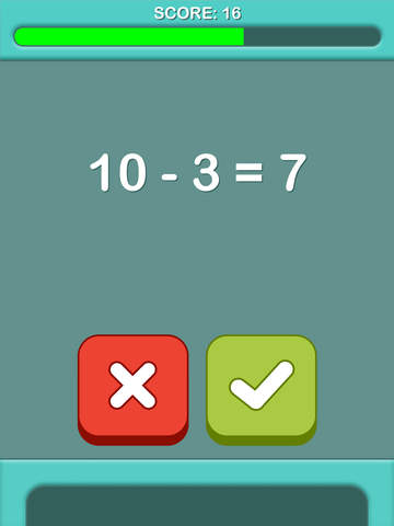 Add 60 Seconds for Brain Power - Multiplication Free screenshot 10