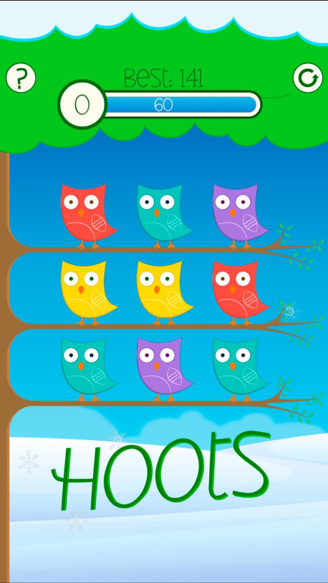 Hoots screenshot 1