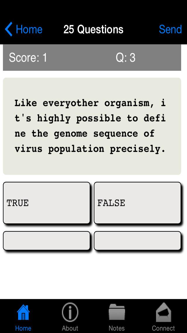 Virology Quiz | Apps | 148Apps