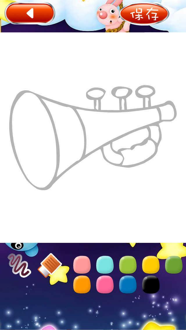 学前幼儿简笔画 screenshot 5